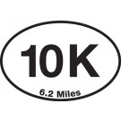 10K (6.2 Miles)