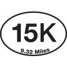15K Sticker