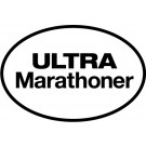 ULTRA Marathoner Sticker