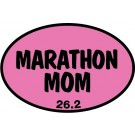 Marathon Mom Sticker