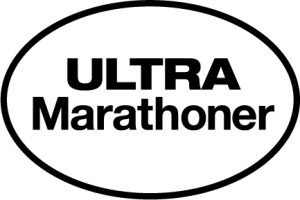 ULTRA Marathoner Sticker-0