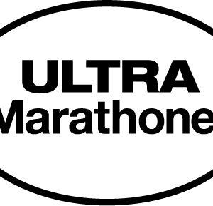 ULTRA Marathoner Sticker-0