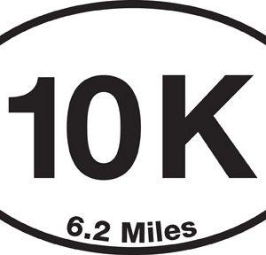10K (6.2 Miles)
