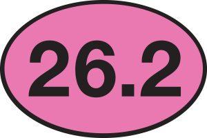 26.2 PINK Sticker-0