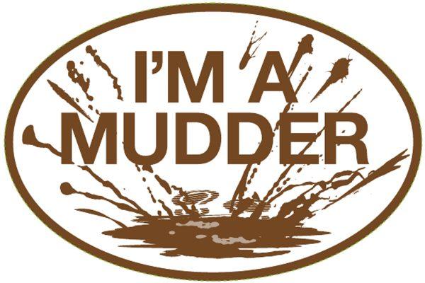 Mudder Sticker-0