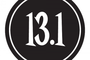 "13.1 Sticker – 2.5"" Circle (Black)-0"