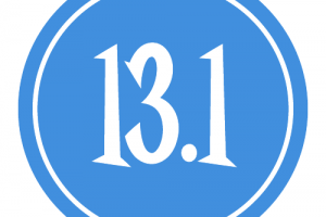 "13.1 Sticker – 2.5"" Circle (Blue)-0"
