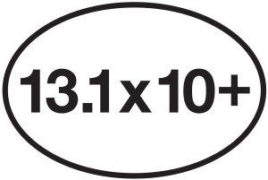 13.1 x 10+ Sticker-0
