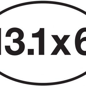 13.1 x 6 Sticker-0