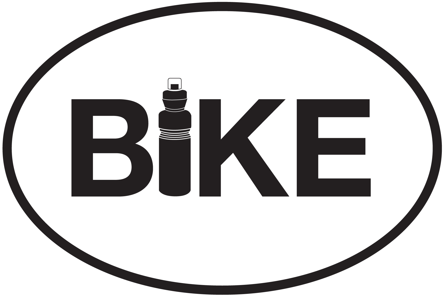 Bike sticker 0