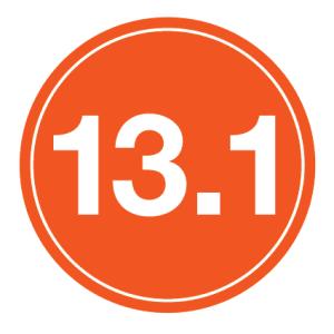 "13.1 Sticker – 4"" Circle (Orange)-0"