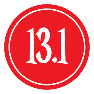 "13.1 Sticker – 2.5"" Circle (Red)-0"