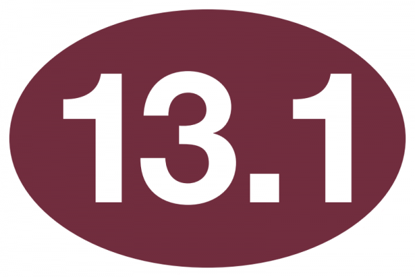 13.1 Maroon Sticker-723
