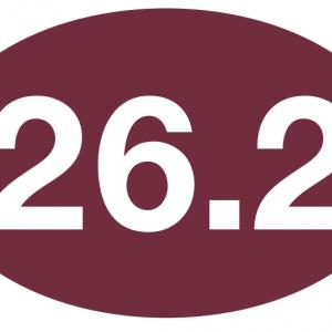 26.2 Maroon Sticker-0