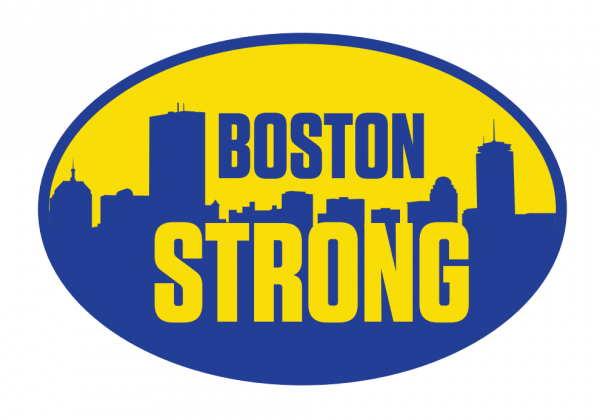 Boston Strong Sticker-0