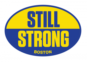 Still Strong Boston Sticker-0