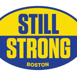 Still Strong Boston Sticker-0