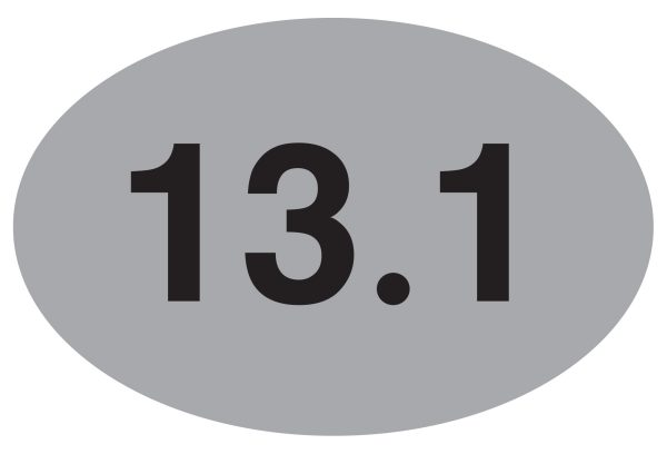 13.1 Grey/Black-0